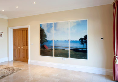 Beach House Bembridge Photography Project